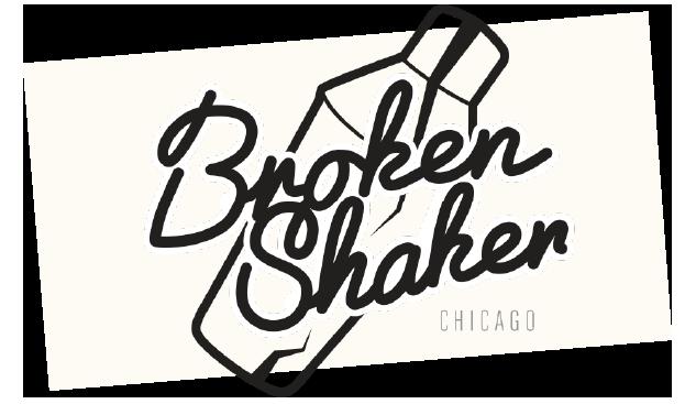 Broken Shaker Chicago logo