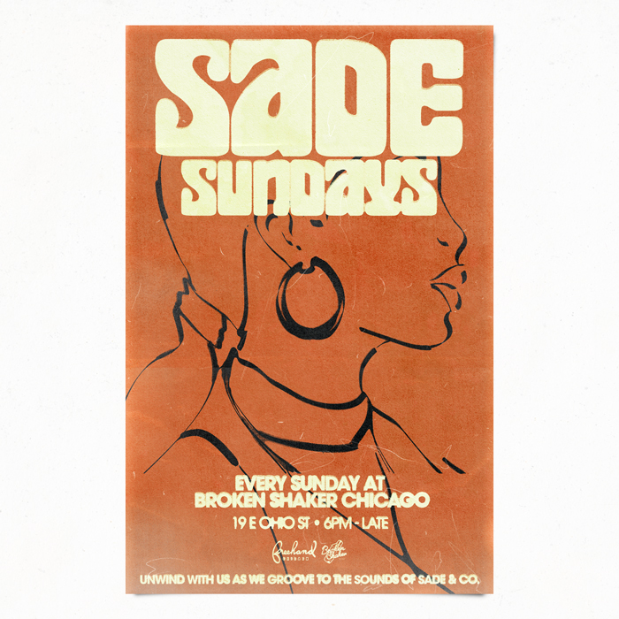 Sade Sundays Broken Shaker Chicago Freehand Hotel