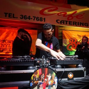 DJing Your Roots with Mickey Perez