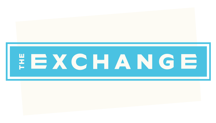 The Exchange restaurant logo