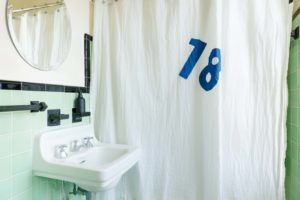 Super 8 bathroom