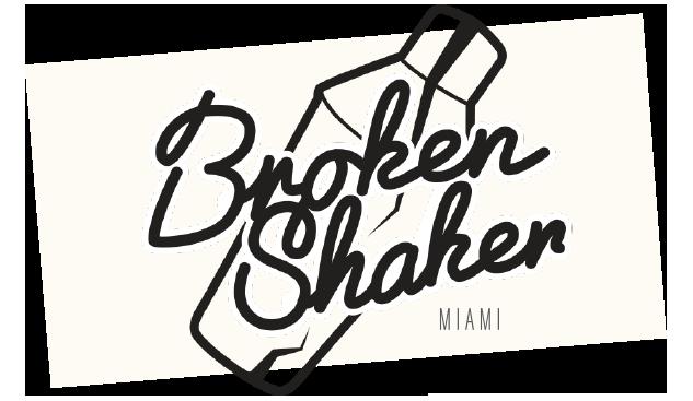 Broken Shaker bar at Freehand Hotel Miami
