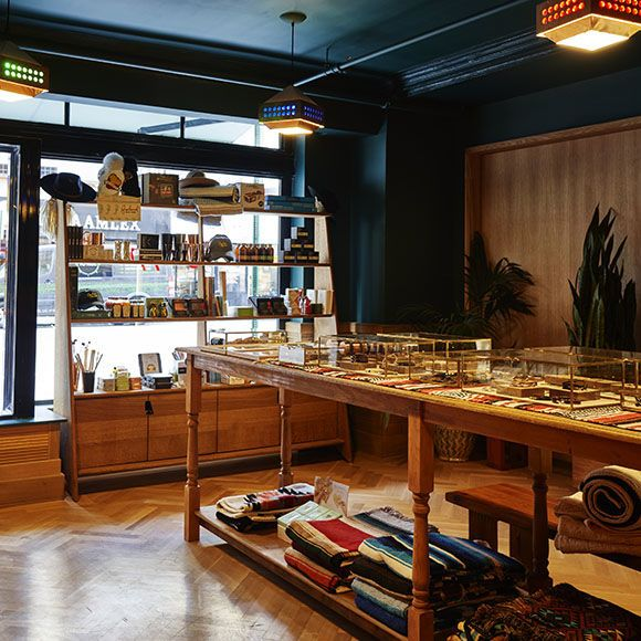 The Shoppe at Freehand Hotel New York