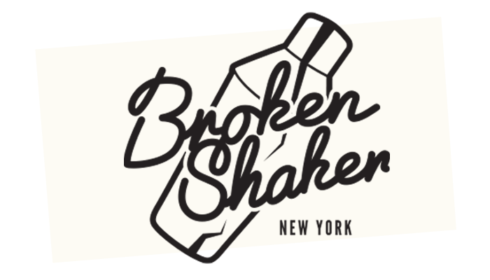 Broken Shaker New York logo