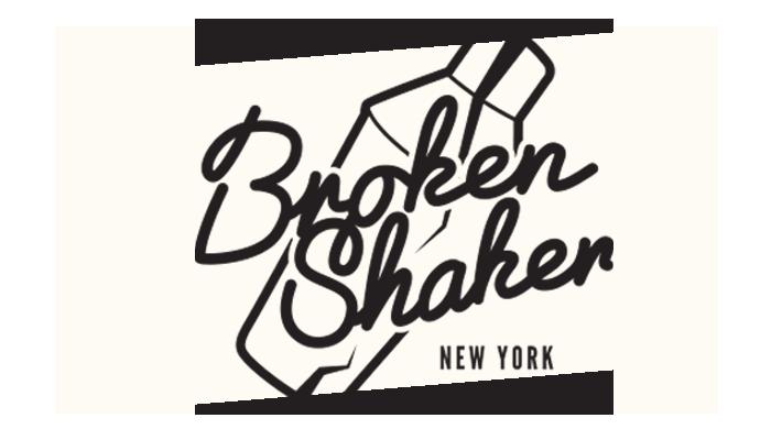 Broken Shaker New York logo