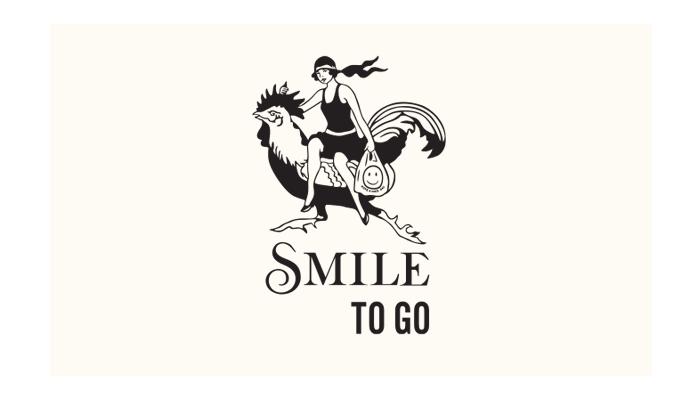Smile to go New York logo
