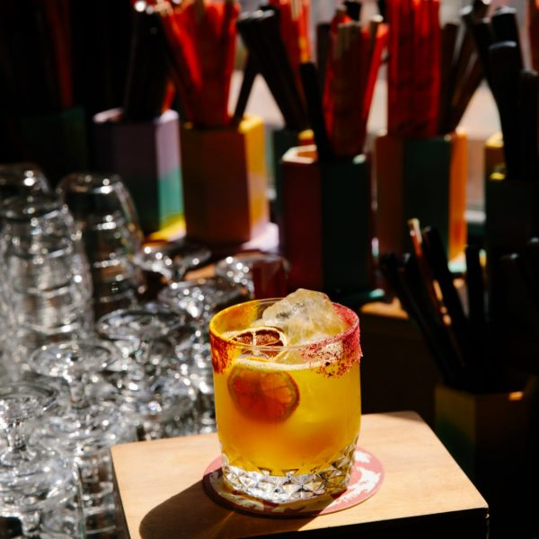 Handcrafted cocktail
