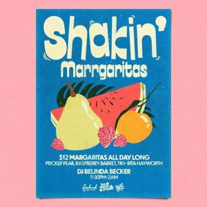 Shakin Margaritas