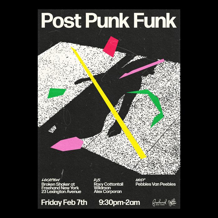 Post Punk Funk