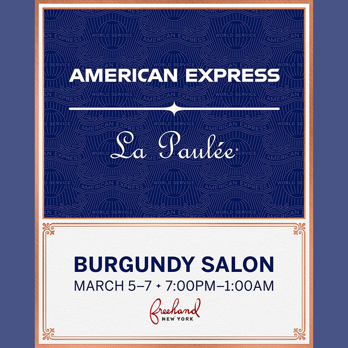 burgundy Saloon