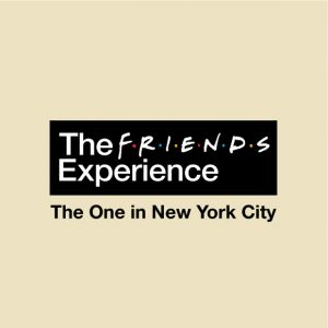 The Friends Experience logo