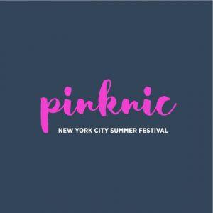 Pinknic festival logo