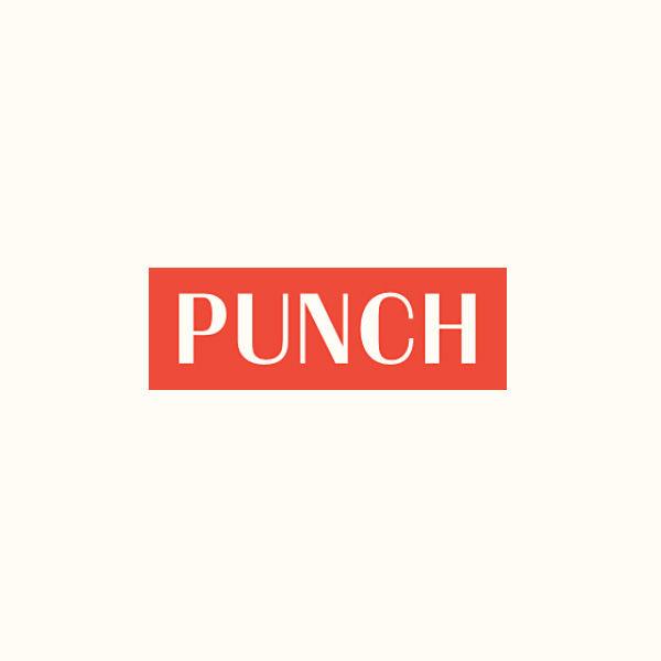 Punch magazine logo