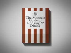 The Monocle Guide to Drinking & Dining Logo