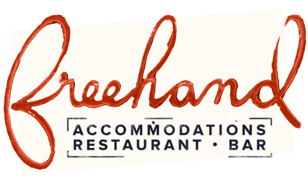 Freehand Accommodations Restaurant and Bar Logo