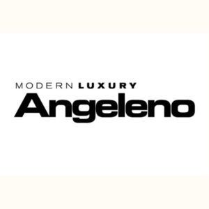 Modern Luxury Angeleno Logo
