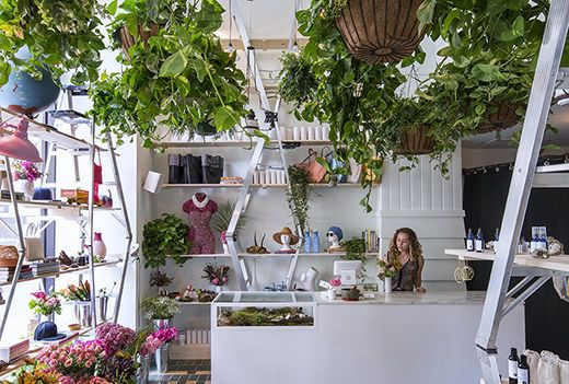 Sean is the founder of Flowerboy, which is part flower shop, part retail space and part creative workspace