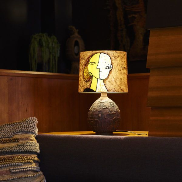 Roman and Williams design lamp