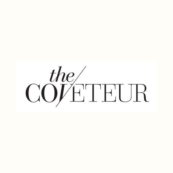 The Coveteur Magazine Logo