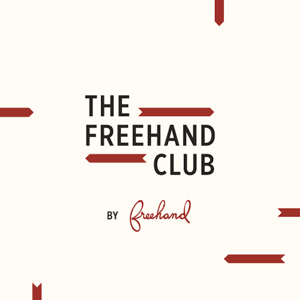 Freehand Club Logo